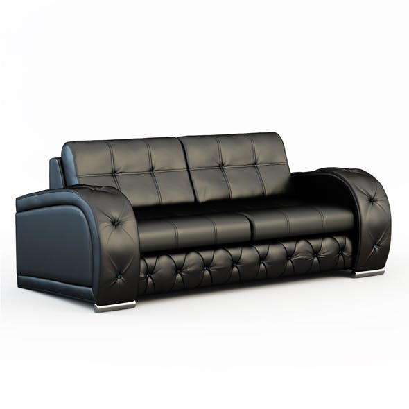 Sofa Avgustin - 3DOcean Item for Sale