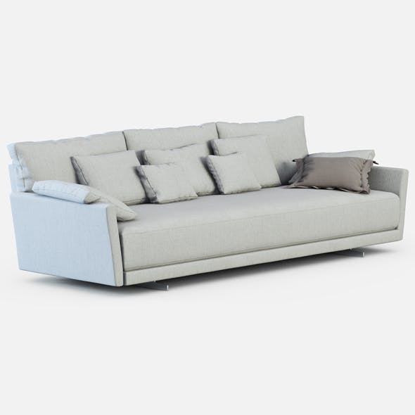 Sofa Angelo - 3DOcean Item for Sale