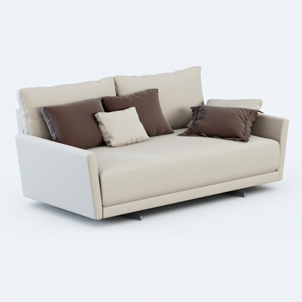 Sofa Angelo by J&D - 3DOcean Item for Sale