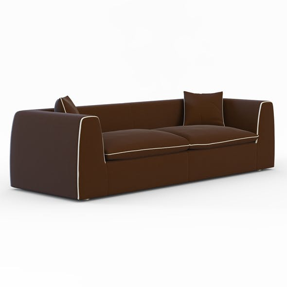 Sofa Campbell - 3DOcean Item for Sale