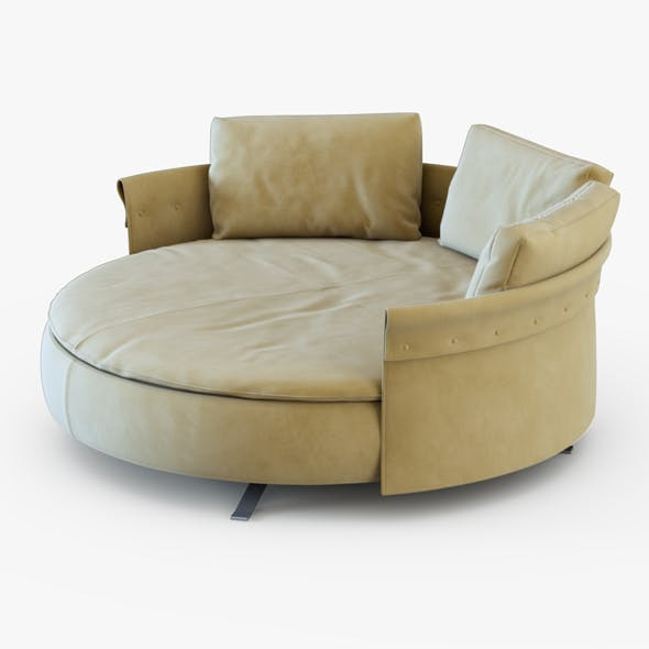 Sofa Charme - 3DOcean Item for Sale