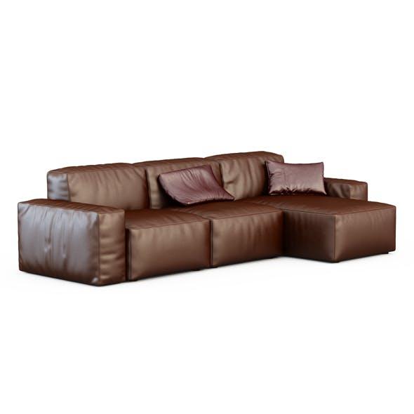 Jesse Daniel sofa - 3DOcean Item for Sale