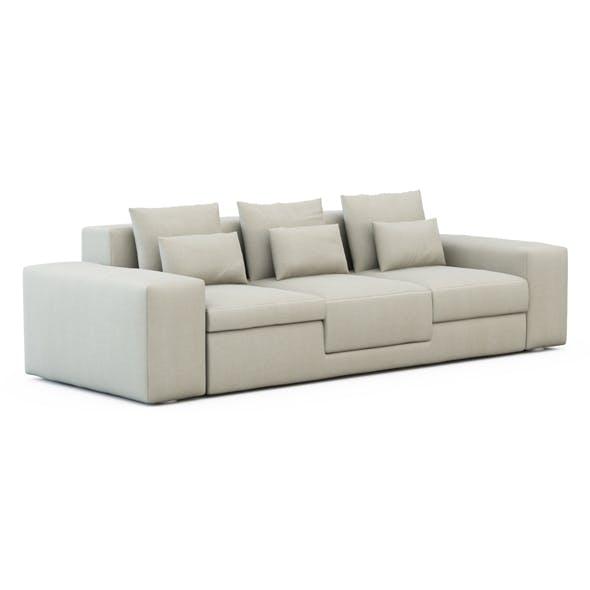 Sofa Decoboco - 3DOcean Item for Sale