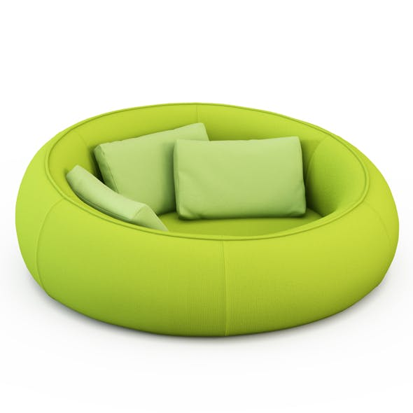 Sofa Ease - 3DOcean Item for Sale
