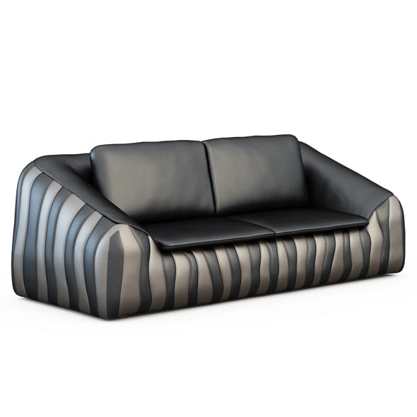 Sofa Foza - 3DOcean Item for Sale