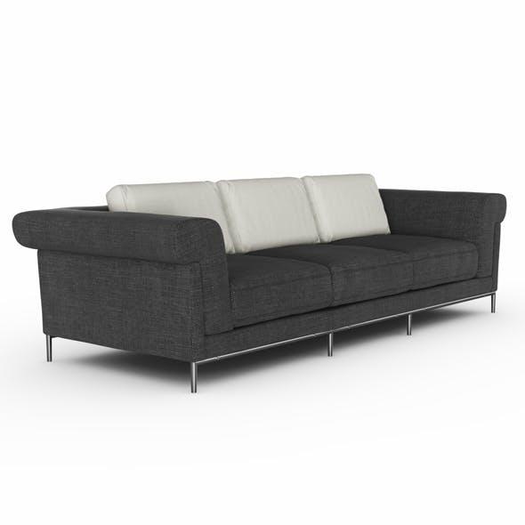 Sofa Kuka - 3DOcean Item for Sale