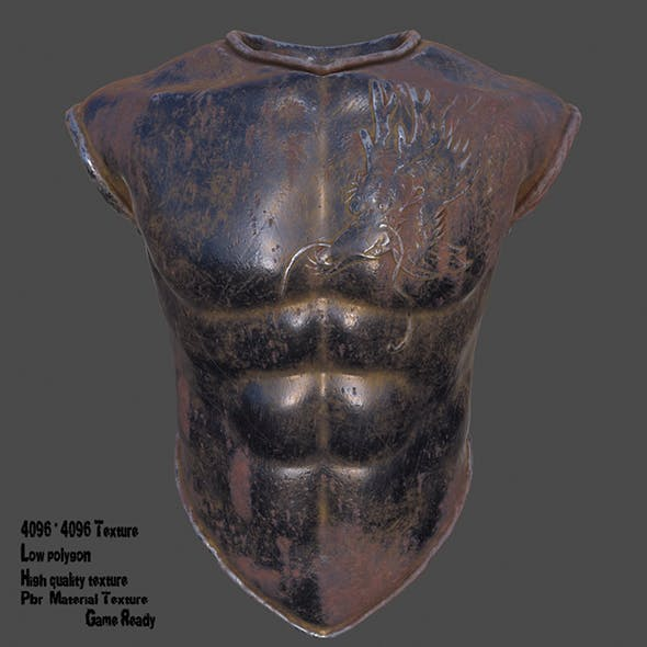 Armor - 3DOcean Item for Sale