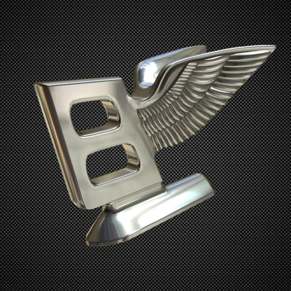 bentley hood ornament 2