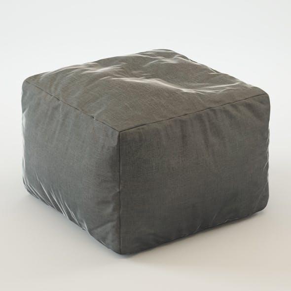 Soft Pouf - 3DOcean Item for Sale