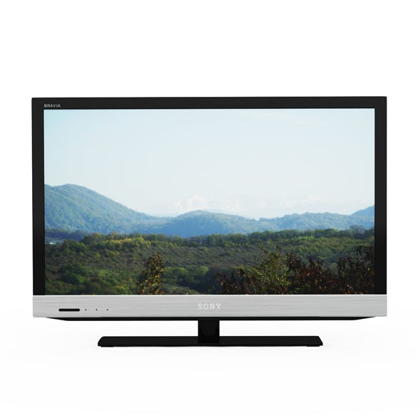 TV Sony - 3DOcean Item for Sale
