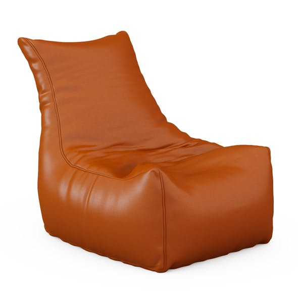 Chair Bean Bag - 3DOcean Item for Sale