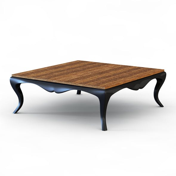 Table Arte Brotto - 3DOcean Item for Sale