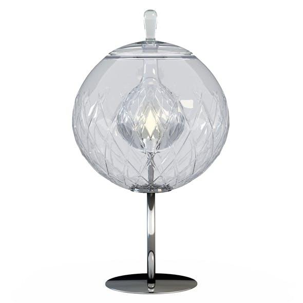 Table Lamp Baccarat Sfera - 3DOcean Item for Sale