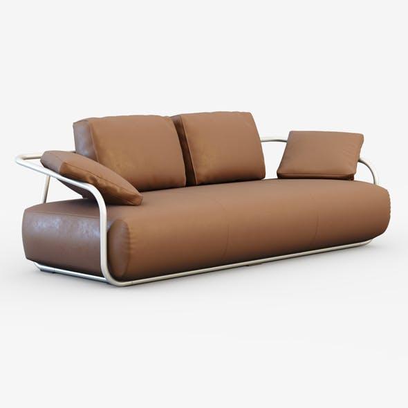 Thonet Sofa - 3DOcean Item for Sale