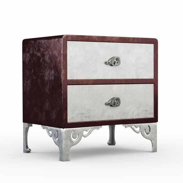 Bedside table Venexia - 3DOcean Item for Sale