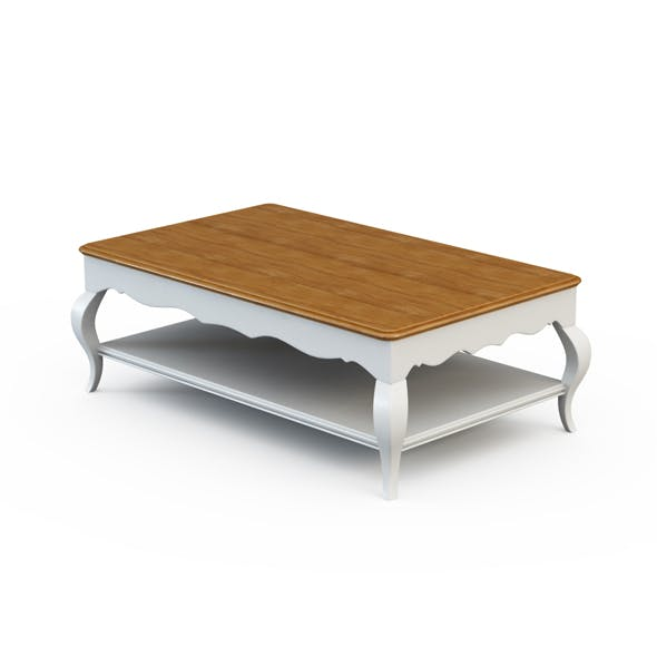 Coffee table Busatto - 3DOcean Item for Sale