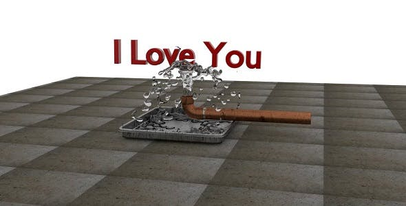 I Love You - 3DOcean Item for Sale