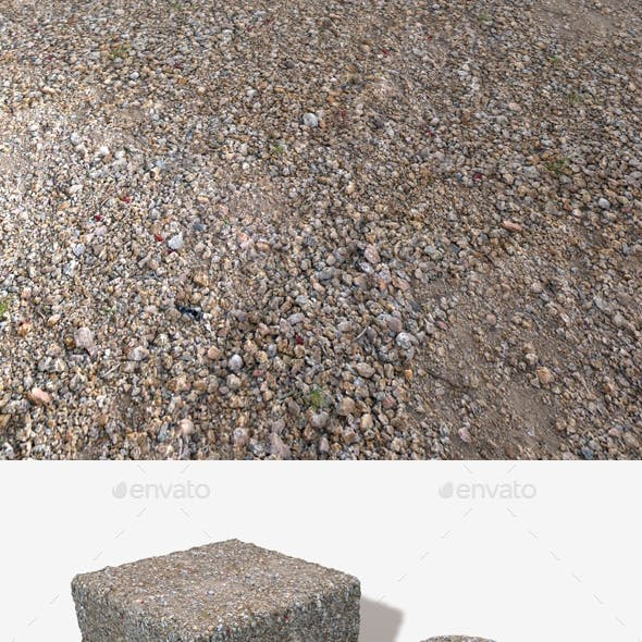 Stoney Ground Seamless Texture