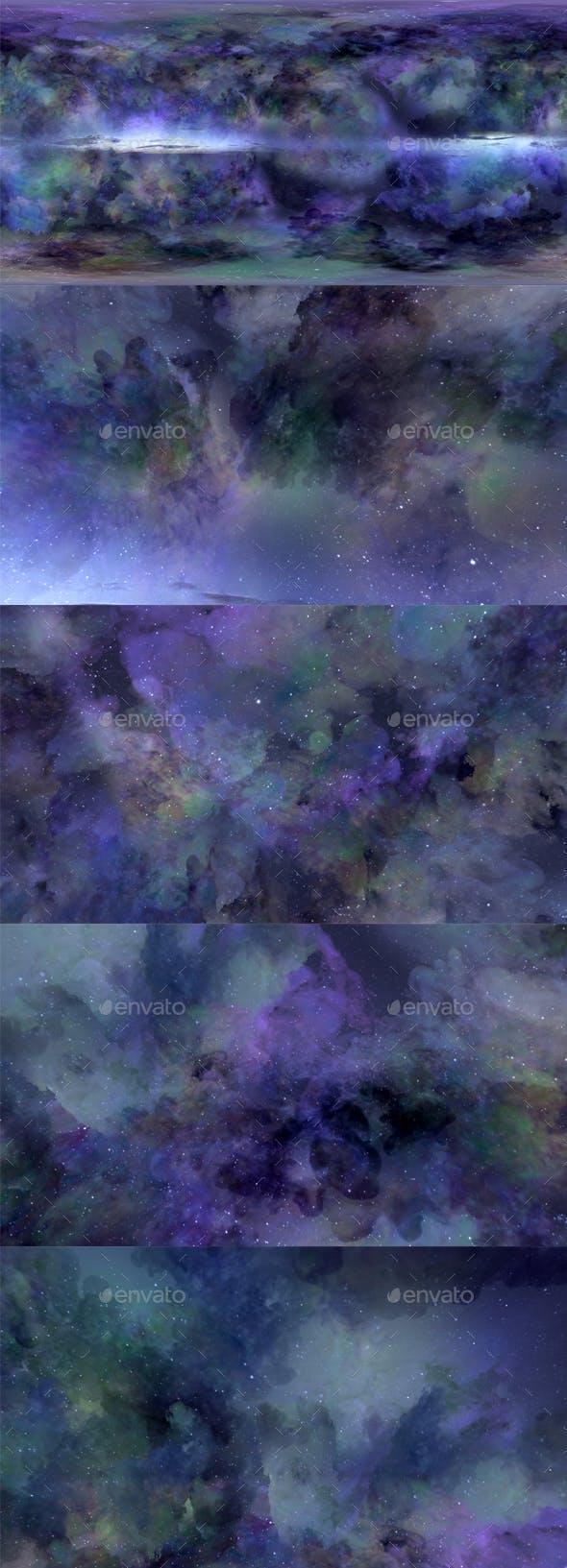 Skydome HDRI - Stardust Sky 2 - 3DOcean Item for Sale