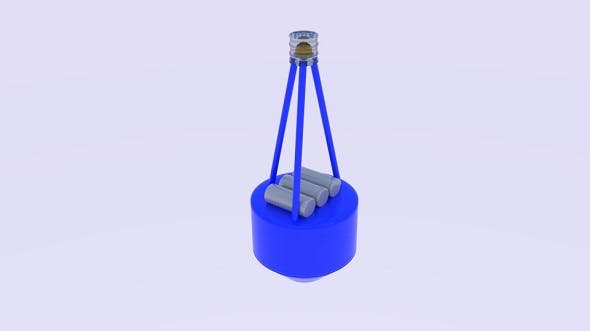 Buoy Weight - 3DOcean Item for Sale