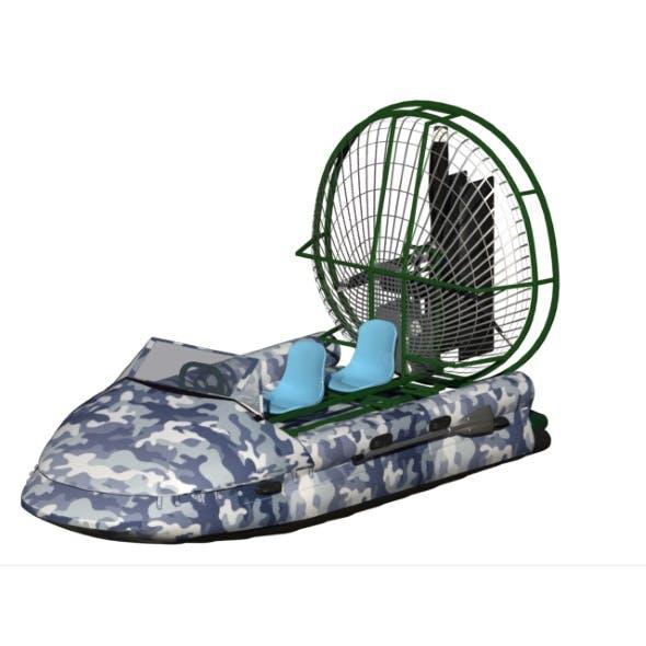 Aeroboat Airborne - 3DOcean Item for Sale