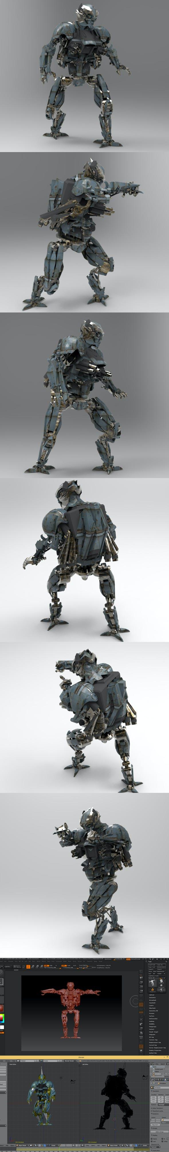 VroboM2 - 3DOcean Item for Sale