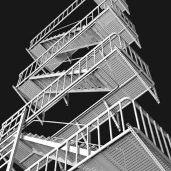 Emergency Stairs ( Fire Escape )