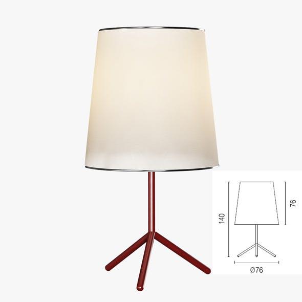 Big Wave floor lamp - 3DOcean Item for Sale
