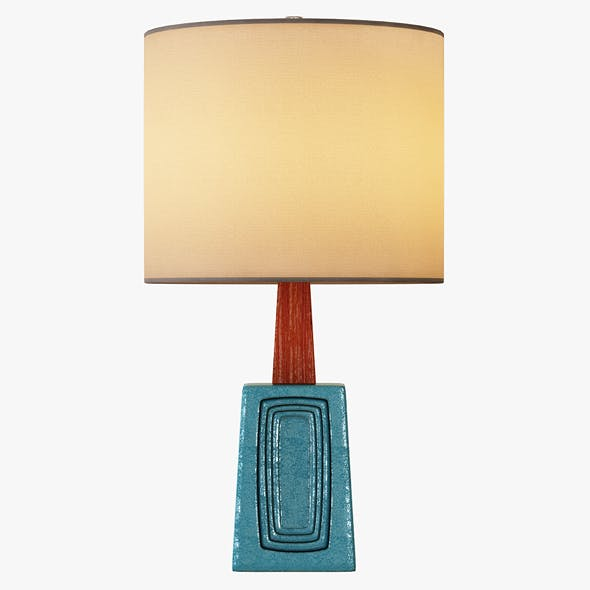 Dbo Home Table Lamp - 3DOcean Item for Sale