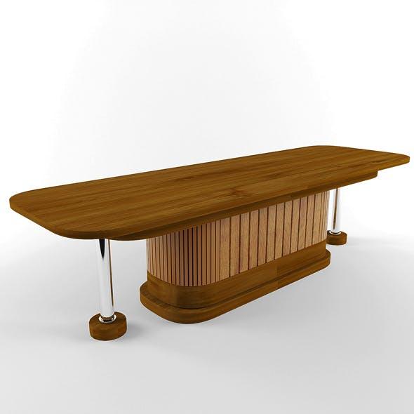 "Table meeting "" Gazebo"" - 3DOcean Item for Sale"