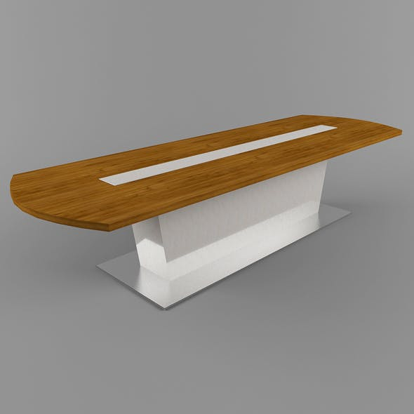 """The table for negotiation """"Trust"""" - 3DOcean Item for Sale"""