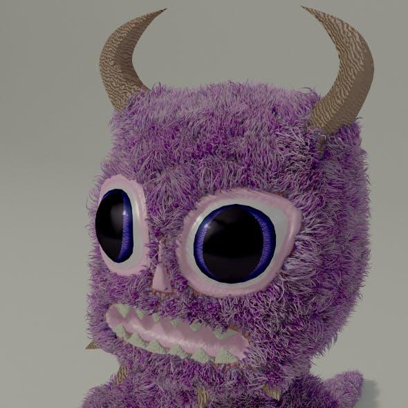 Shocked monster