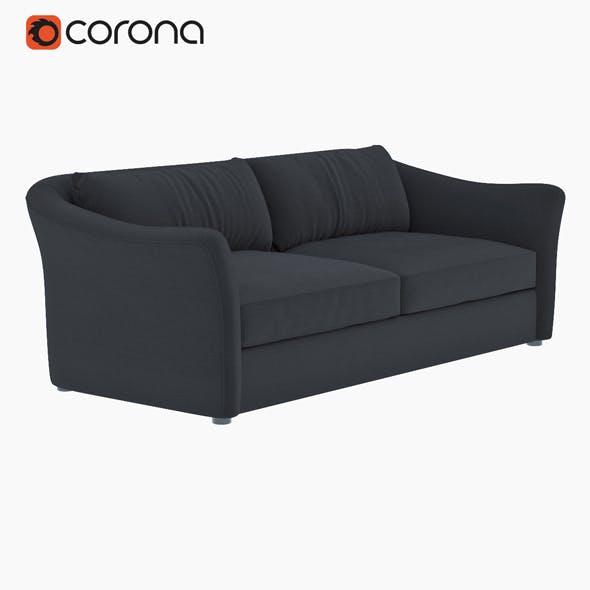 Delaney Sofa - 3DOcean Item for Sale