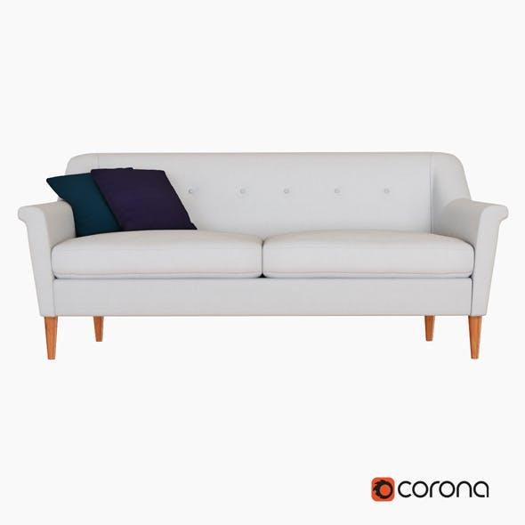 Finn Sofa - 3DOcean Item for Sale