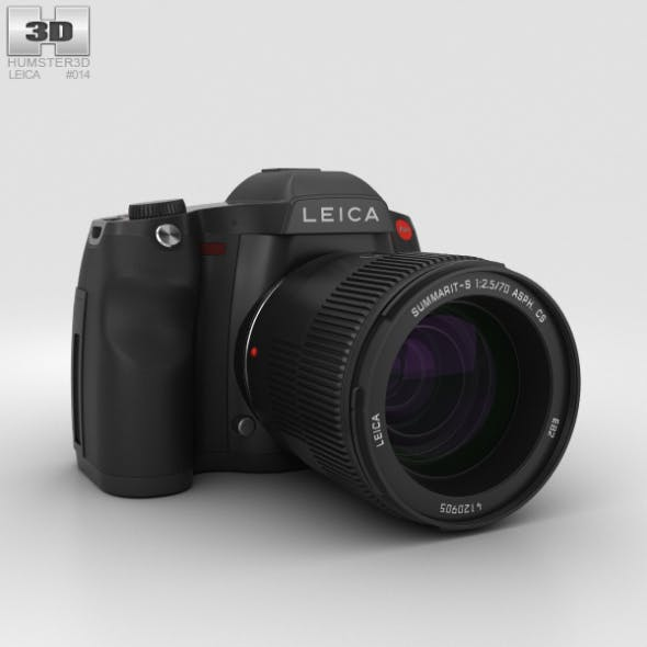 Leica S (Type 007) - 3DOcean Item for Sale