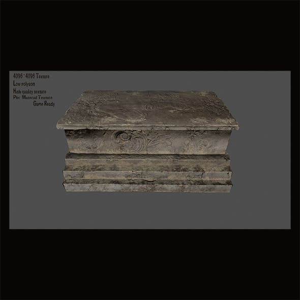 Tomb_2 - 3DOcean Item for Sale