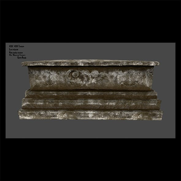 tomb 4 - 3DOcean Item for Sale