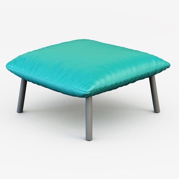 Pillow Pouf OB - 3DOcean Item for Sale
