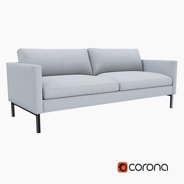 High Line Upholstered Sofa