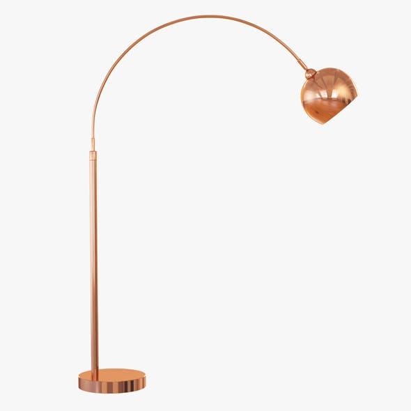 Lounge Floor Lamp - 3DOcean Item for Sale