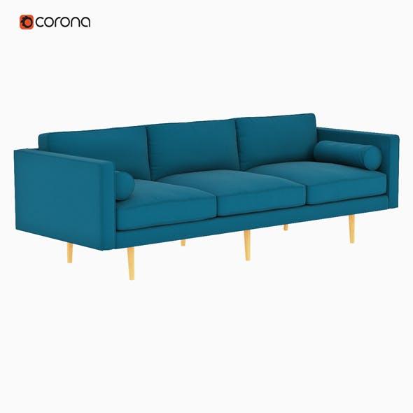 Monroe Sofa - 3DOcean Item for Sale