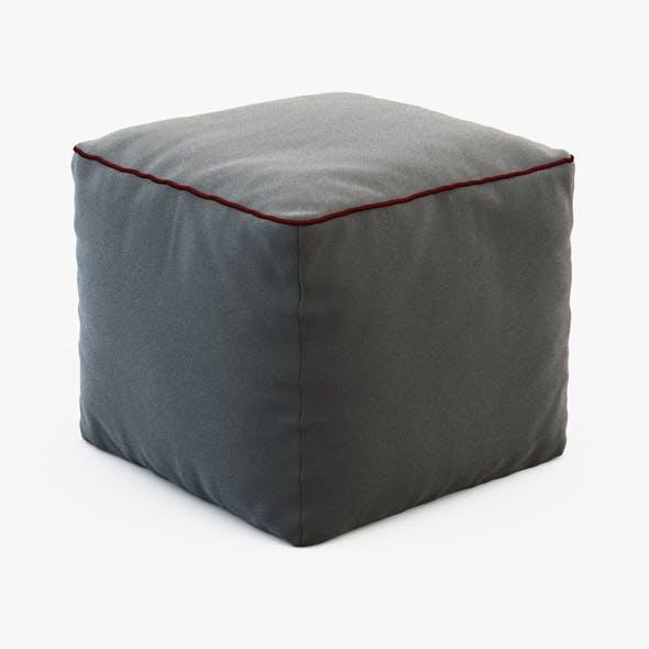 Pouf 60 - 3DOcean Item for Sale