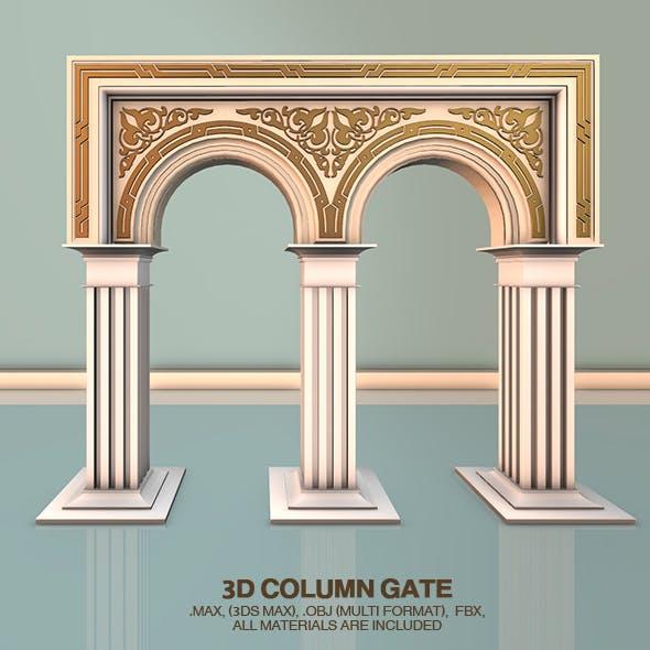 Column Gate