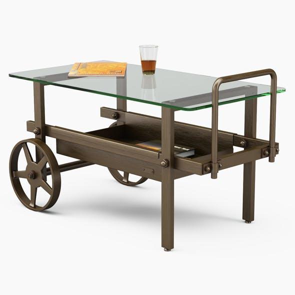 Serving tables Robers Indoor H16922 - 3DOcean Item for Sale
