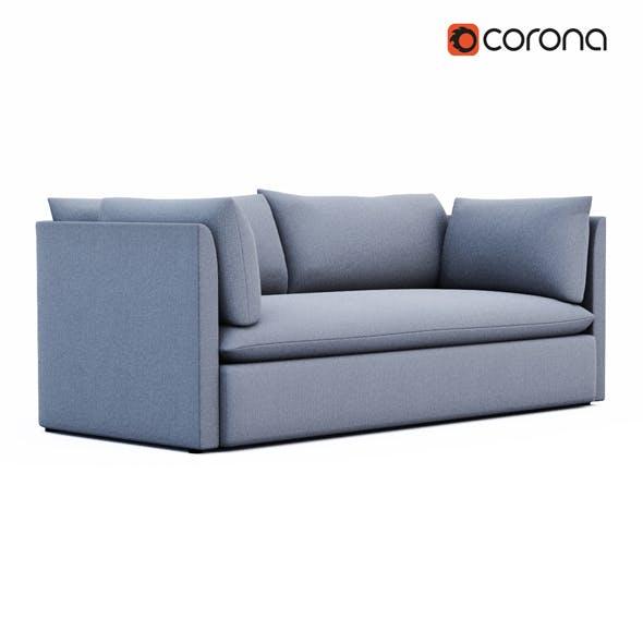 Shelter Sofa - 3DOcean Item for Sale