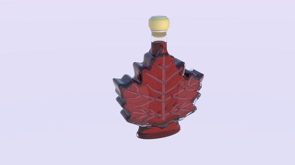 Maple Syrup - 3DOcean Item for Sale