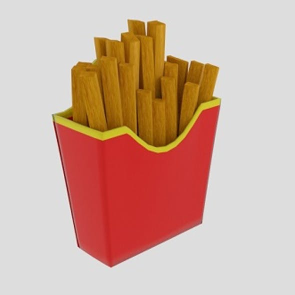 French Fries Cup