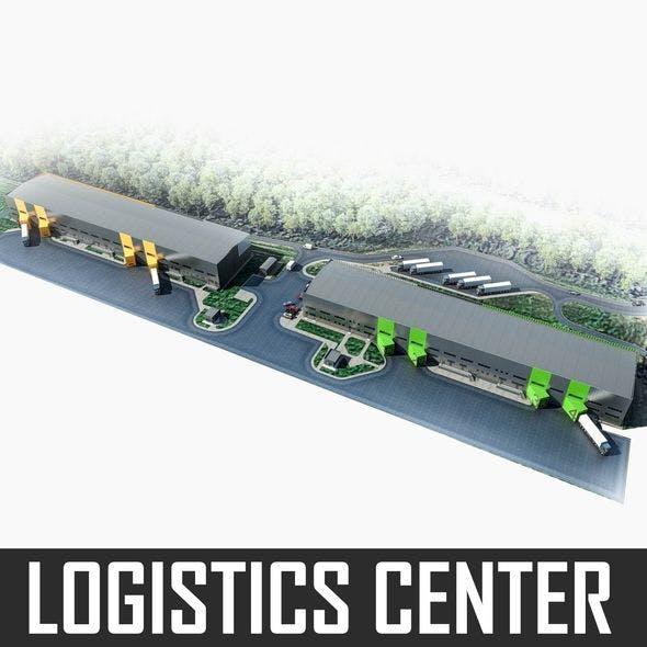 Logistics Building 01