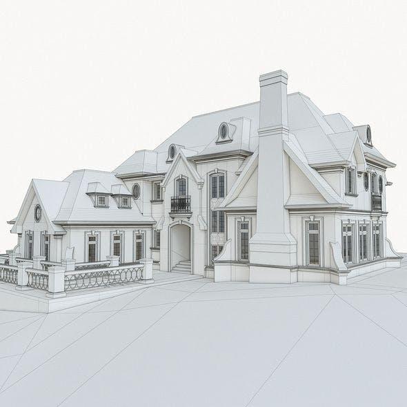 Luxury Mansion House