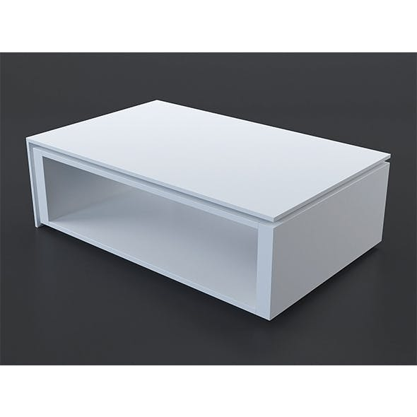 Bramante coffee table - 3DOcean Item for Sale